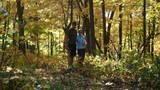 Fox River Trail in St. Charles, IL.