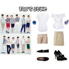 EXO Ivy Club Tao Inspired Outfit