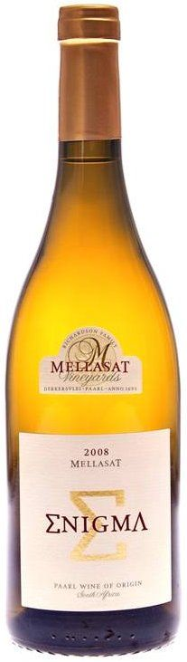 Enigma, Mellasat Wines – World's First White #Pinotage #wine #SouthAfrica