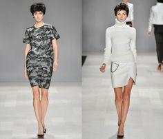Joe Fresh 2013-2014 Fall Winter Womens Runway Collection - World MasterCard Fashion Week Toronto, Ontario, Canada: Designer Denim Jeans Fashion: Season Collections, Runways, Lookbooks and Linesheets