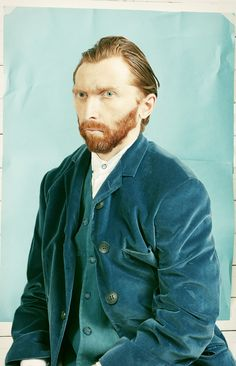"TADAO CERN ""Revealing The Truth - Vincent Van Gogh"""