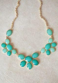 Botanical Hues Necklace