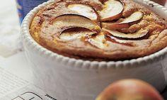 Apfelmus-Speise - süsses Rezepte für Herbst und Winter. Toll für die Familienküche, Essen mit Kindern
