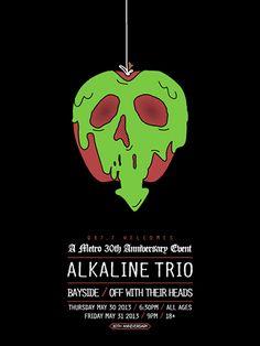 Alkaline Trio/Bayside/OWTH