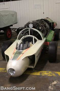 Art_Arfons Cyclops J79 jet dragster Akron , Ohio
