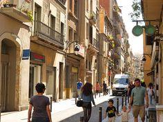 Streets Gràcia by Oh-Barcelona.com, via Flickr