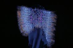 Futuristic Headpieces by Maiko Takeda » Retail Design Blog