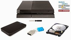 How To Upgrade PS4 HDD To 2TB For Cheap | Playstation 4 (PS4) - PS4.sx