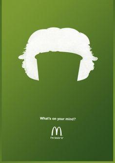 McDonald's #icecream What's on your mind?