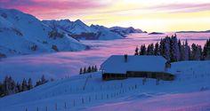 Haslital Winter