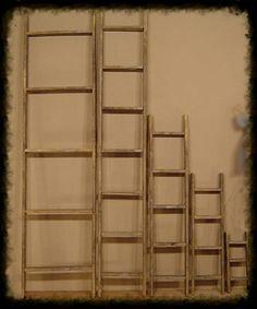 Tobacco Lath  Ladders