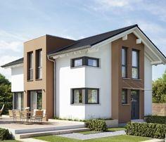 Fassadenfarbe mediterran braun  Haus F by Ippolito Fleitz Group (2) | Architektur | Pinterest ...