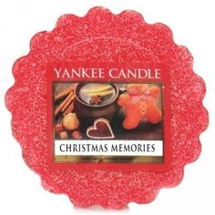 Tartelette Christmas Memories Yankee Candle