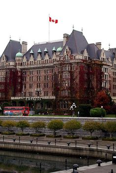 The Empress Hotel, Victoria, B.C.
