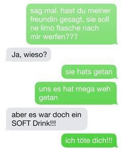FAIL SMS Softdrink