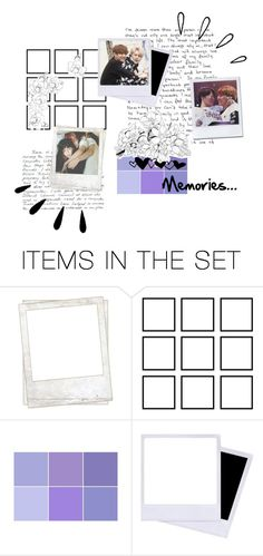 """BTS memories"" by kookiesandjams on Polyvore featuring art"
