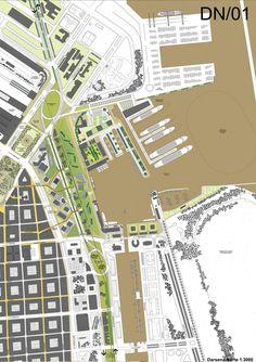 Ideas para el sector urbano del entorno de Dársena Norte (2009)