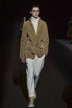 Male Fashion Trends: Lucio Vanotti Fall/Winter 2016/17 - Milán Fashion Week