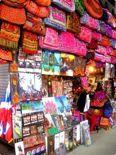 Thailand market - I want to stock up on gorgeous silks.