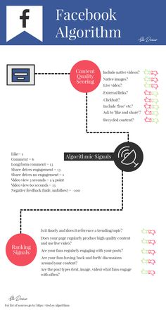The Ultimate Guide to Decoding the Social Media Algorithms - Ste Davies