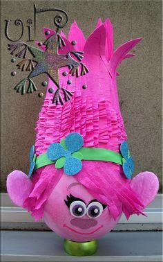 Resultado de imagen para cumpleaños trolls poppy