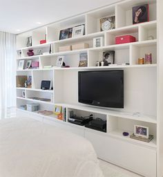 Make your Bedroom A Complete Living Space
