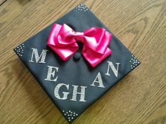 Plus the A and I may have my grad cap idea!