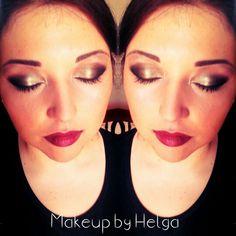 Makeup Artist Go Perfect® Helga Azevedo