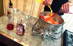 Let Renaissance Schaumburg muddle you a cup of Todd's Old Fashioned: Ciroc Red Berry Vodka, Few Bourbon Whiskey, fresh squeezed OJ, simple syrup, lemon juice and a cherry on top.