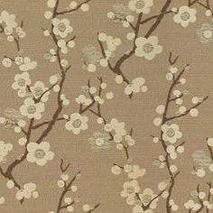 CHERRY BLOSSOMS GREIGE - Floral/Foliage - Shop By Pattern - Fabric - Calico Corners