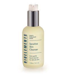 Sensitive Skin Cleanser Image