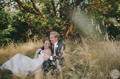 Discovery Park Wedding. OneButton Photography