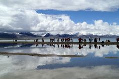 Namtso, #China http://impressivemagazine.com/2014/04/26/5-epic-places-around-world/