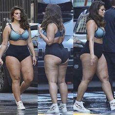 Ashley Graham, Moda Plus Size, Plus Size Model, Divas, Body Positivity, Bodybuilding, No Photoshop, 2 Instagram, Fashion Week