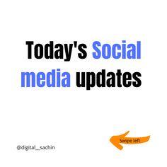 #socialmediaupdates #instagramads #newinstagramads #instagrammarketing #facebookmarketing #mixer #mixerupdates Social Media Updates, Social Media Marketing, Mixer, Company Logo, Photo And Video, Digital, Videos, Instagram, Stand Mixer