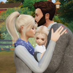My loves 💕 #Simstagram #Sims #thesims4rp #TS4CC #Couple #Cute #Love #CuteCouple #SimsCouple #Simmer #SimmerLife #SimsLife #SimsFamily #SimsStory #SimsAccount #RPSims #Sims4RP #RoleplayAccount #Simming Sims 4 Cas, Sims 1, Sims 4 Photography, Sims 4 Family, Sims 4 Black Hair, Sims Baby, Sims 4 Cc Shoes, Sims 4 Cc Makeup, Sims 4 Cc Skin
