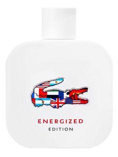 Eau de Lacoste L.12.12 Energized Edition Fragrance