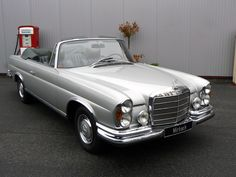Without question the Mercedes 280SE has to be on the list.