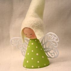 Cornish Pixie Elf  Dotty the Fairy by CornishDragon on Etsy, £10.00