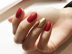rounded nails designs