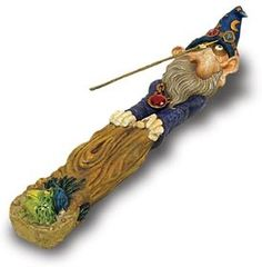 """Wizard"" Incense Burner 21.95 TrippyStore.com"