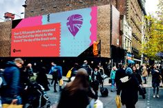 Spotify Crunches User Data in Fun Ways for This New Global Outdoor Ad Campaign   Adweek