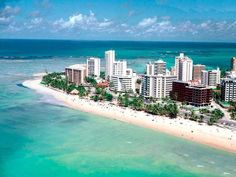 I love Maceio, Brazil! Hope to return someday. Places To Travel, Places To See, Places Around The World, Around The Worlds, Brazil Travel, Vacation Destinations, Beautiful Beaches, Beautiful World, South America