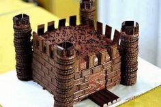 Bolo castelo :)