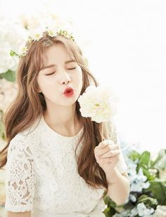 [MoonSun] My Young Stepmother South Korean Girls, Korean Girl Groups, My Girl, Cool Girl, Exid Junghwa, Solar Mamamoo, Bad Hair, Girl Photos, Kpop Girls