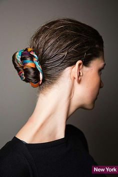 #2014trends #hairscarf
