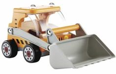 Hape Toys Great Big Digger $29.98 - from Well.ca