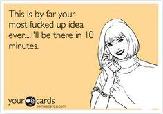 Bachelorette Party invitations!