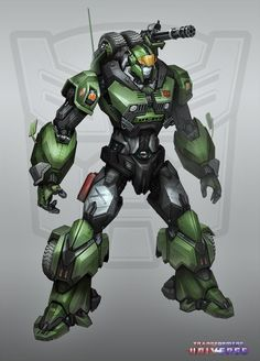 Transformers Universe Gaame New Character Concept Art - Transformers News - TFW2005