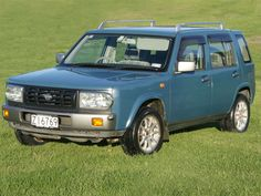 "Nissan Rasheen ""The Baby Hummer"""